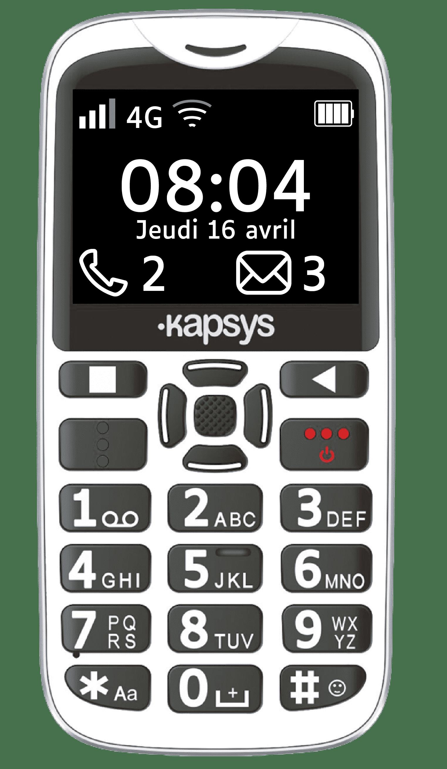 Telephone Minivision 2