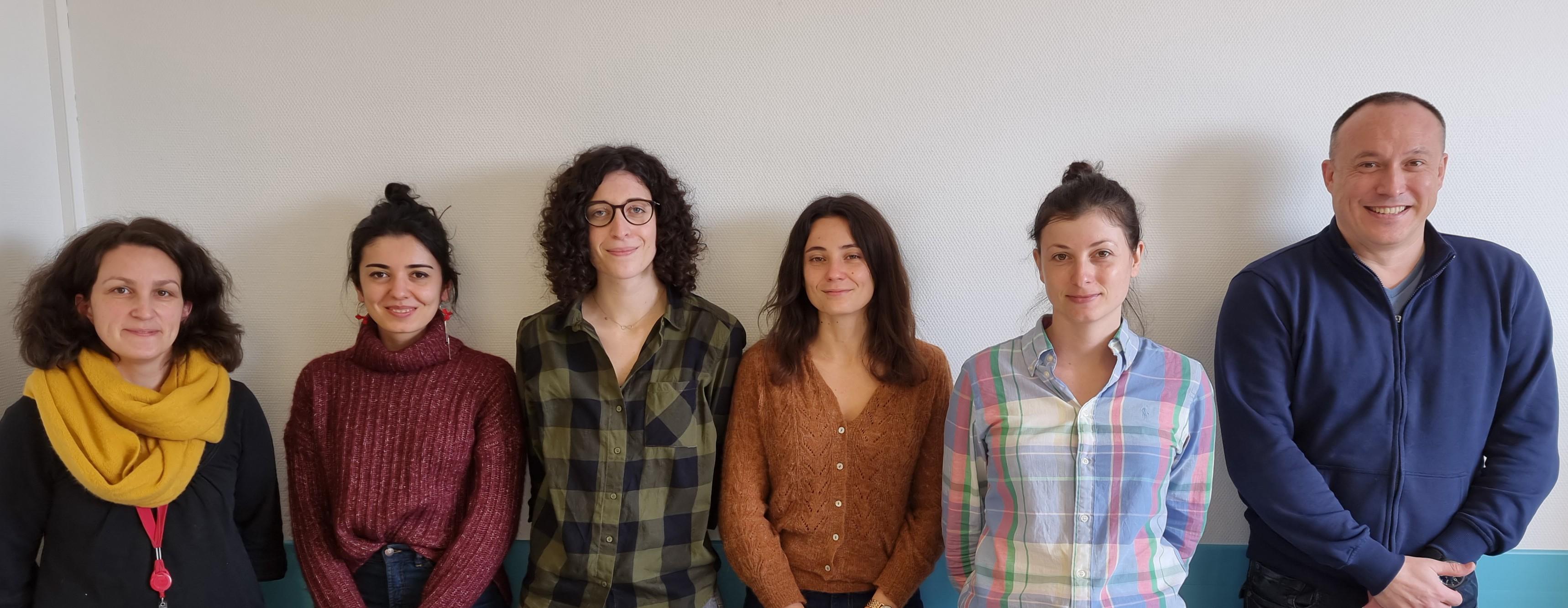 Equipe du Dr B.Delprat Université de Montpellier