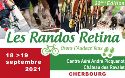 Le rendez-vous sportif de la rentrée : les Randos Retina Cherbourg